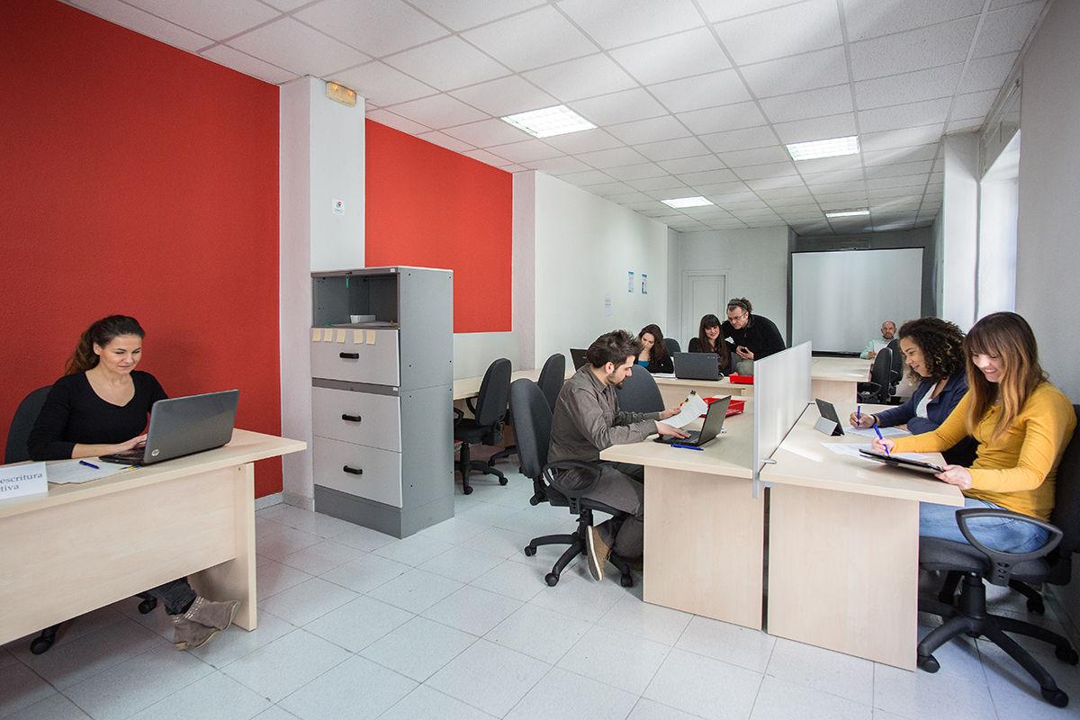 coworking m laga compartimos compartir oficina en